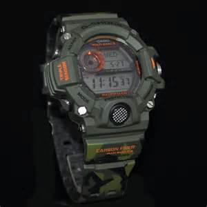 Rangeman G-Shock Carbon Fiber Band