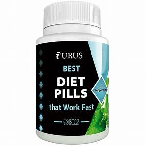 Peppermint Natural Diet Pills  U2013 Effective Weight Loss Supplements Combining Appetite Suppressant