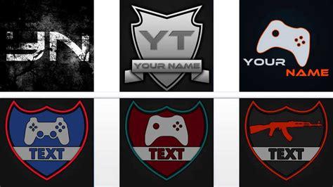 Free Gaming Logo Templates