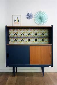 Meuble Vintage En Ligne : buffet vintage diego r nov et relook par les jolis meubles buffets enfilades pinterest ~ Preciouscoupons.com Idées de Décoration
