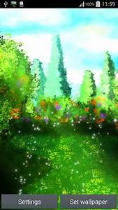 Garten App Android Kostenlos : garden by wallpaper art f r android kostenlos ~ Lizthompson.info Haus und Dekorationen
