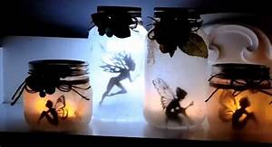 How to Make Mason Jar Fairy Lanterns - BigDIYIdeas com