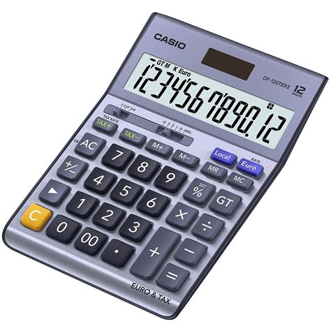 Casio Desk Calculator by Casio 12 Digit Desk Calculator With Tax