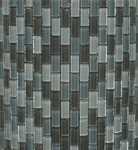 glass mosaic majestic mini brick