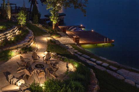 lake house chandeliers landscape lighting lake house 2