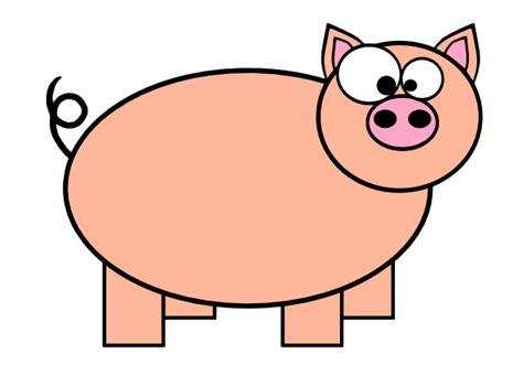 Cartoon Pig 2 Clip Art At Clker.com