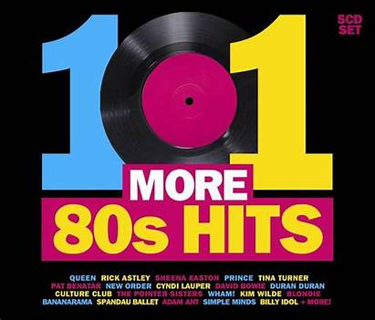 80s Hits 101 Cd Various Cds Sanity