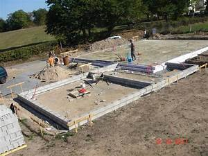 Isolation Dalle Beton Sur Terre Plein : isolation d 39 une dalle de garage sur terre plein 8 messages ~ Premium-room.com Idées de Décoration