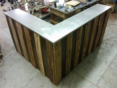 build a reception desk custom made reception desk by lightfast design build
