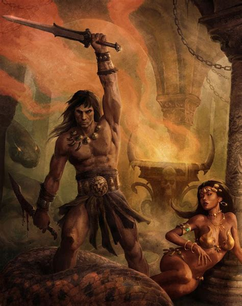triumphant by jasonengle on deviantart conan is a barbarian pinterest art and deviantart