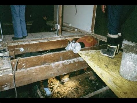 John Wayne Gacy Crawl Space Pics (just Released By Police
