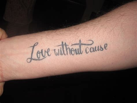 Inspirational Quote Tattoos 23 | bodysstyle