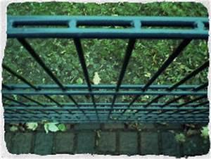 Gartenzaun Metall Grün : der gartenzaun aus metall ratgeber ~ Whattoseeinmadrid.com Haus und Dekorationen
