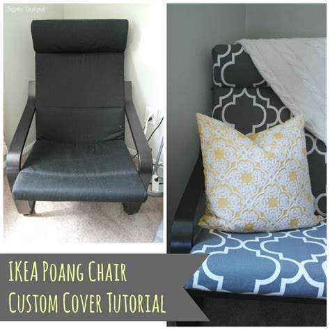diy ikea poang chair cover diy chair ikea chair and