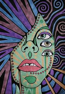 Psychedelic Experience by anitadunkl on DeviantArt