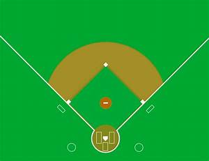 File Baseball Diamond Clean Svg