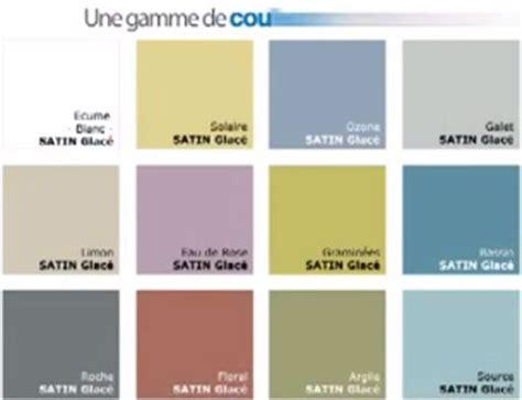 nuancier peinture pour salle de bain 12 coloris hydroactiv v33