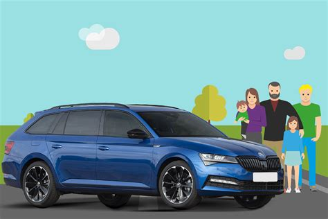 Parkers New Car Awards 2021 - Best Large Family Car   Parkers