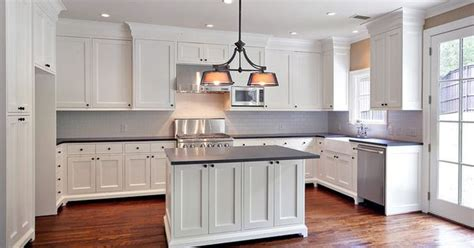pictures of black kitchen cabinets white cabinets black granite wood floors for 7443