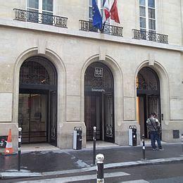9 rue de la chaise sciences po istituto di studi politici di parigi