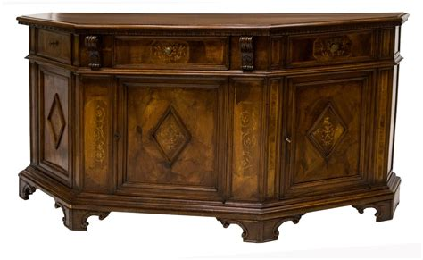 Tuscan Sideboard by Italian Tuscan Inlaid Sideboard February Estates Auction