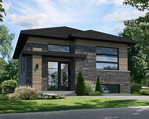 Contemporary Style House Plan  Ft Plan  25