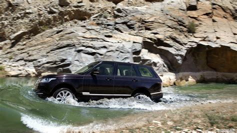 Wading Land Rover Wallpaper by Range Rover 13my Road Side Hd Wallpaper 22