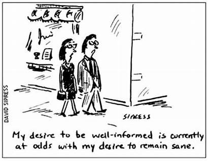 Cognitive Dissonance Cartoon Sipress Examples Bernie Yorker