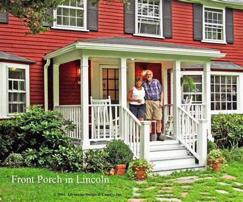 images small porches six kinds of porches for your home suburban boston decks