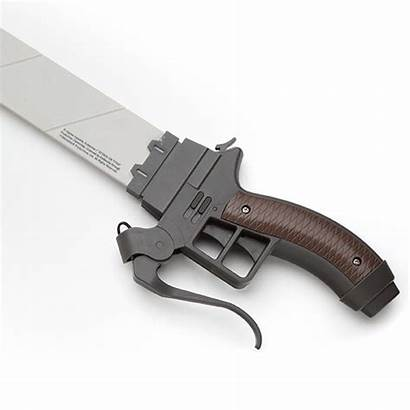 Titan Sword Attack Replica Aot Blade Toy