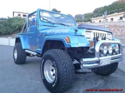 jeep wrangler autocarro auto e moto d epoca storiche e moderne
