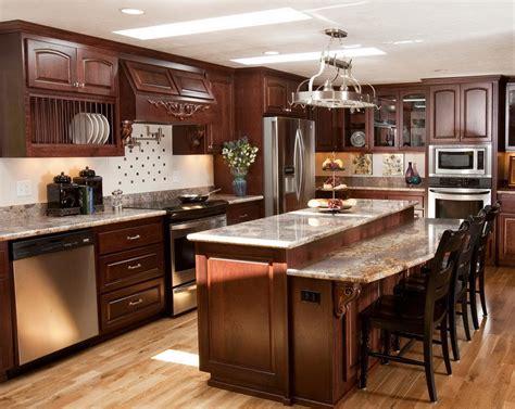 kitchen design shows ديكورات مطابخ خشب 2015 مودرن نجوم مصرية 1352