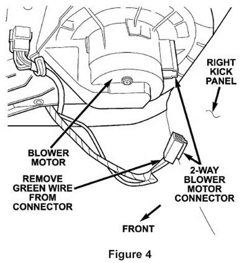Ford Blower Motor Relay Location