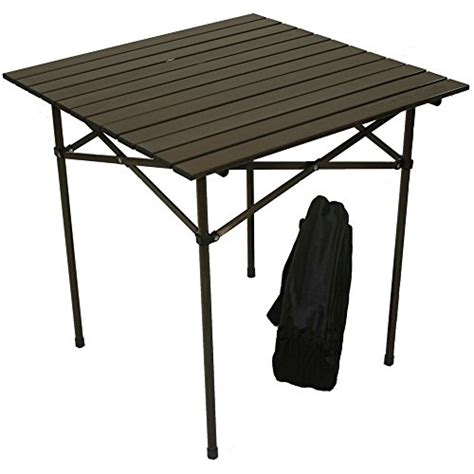 table in a bag ta2727 aluminum portable table with