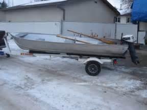 Aluminum Boats Edmonton Photos