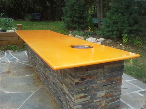 enameled lava countertops outdoor kitchen best counter top surface enameled lava
