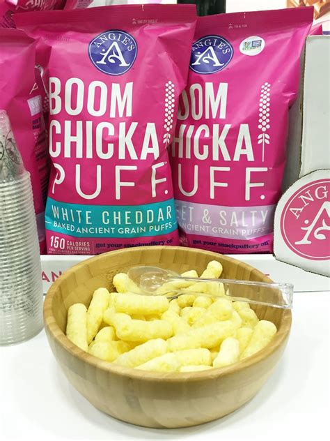 angies boom chicka puff white cheddar  products