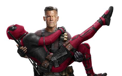 Deadpool Cable In Deadpool 2 4k Wallpapers  Hd Wallpapers