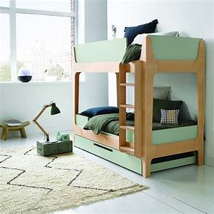 Chambre pour deux enfants comment bien l39amenager for Tapis chambre enfant avec canapé 2 places inclinable