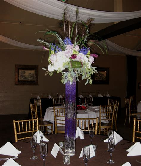 creative centerpiece ideas stadium flowers