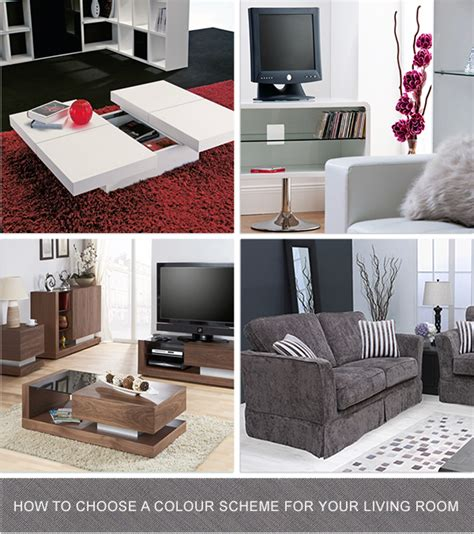 Red Black And Brown Living Room Ideas by How To Choose A Colour Scheme For Your Living Room Fads