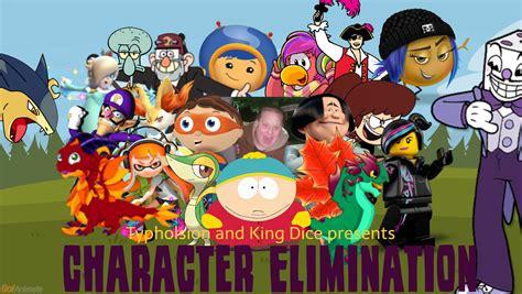 Character Elimination Awegamer2015 Wikia Fandom