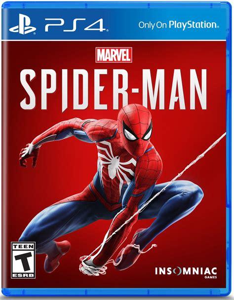 Marvels Spider Man Playstation 4 Gamestop