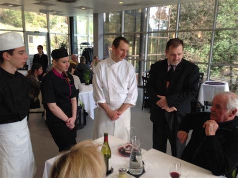 bac pro cuisine montpellier echange entre chef confirmé et futurs chefs lycee