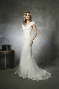 chic wedding dresses 1930s and 1950s inspired gorgeous wedding dresses weddingomania