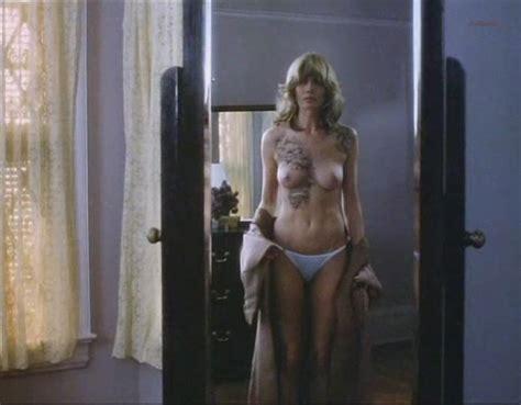 Naked Maud Adams In Tattoo
