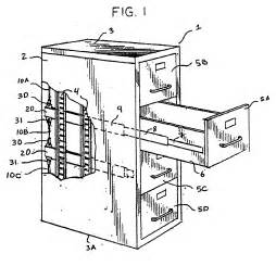 2 Drawer Vertical Filing Cabinet by Patent Ep1210491b1 Linkage Member For An Anti Tip