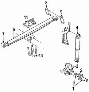 Suspension Components For 1990 Dodge D150