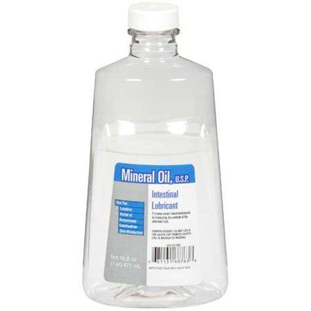 Aaron Brands Intestinal Lubricant Mineral Oil, 16 Fl Oz