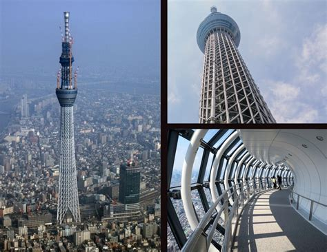Tallest Observation Decks In The World Earchitect